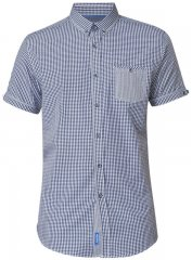 D555 Hank Gingham Short Sleeve Shirt