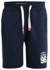 D555 Lindon Jersey Shorts Navy