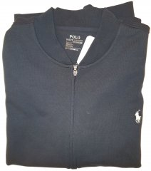 Polo Ralph Lauren Aviatr Full-zip Sweatshirt Navy