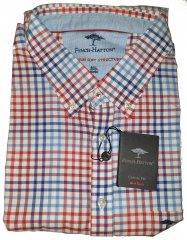 Fynch-Hatton 6022 Shirt Red