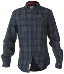 D555 Angelo LS Shirt Navy