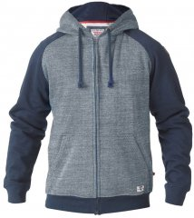 D555 Cristiano Hoodie Blue/Navy
