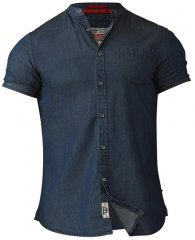D555 Astra Short Sleeve Denim Shirt