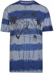 Kam Jeans 5206 Venice Beach T-shirt Blue