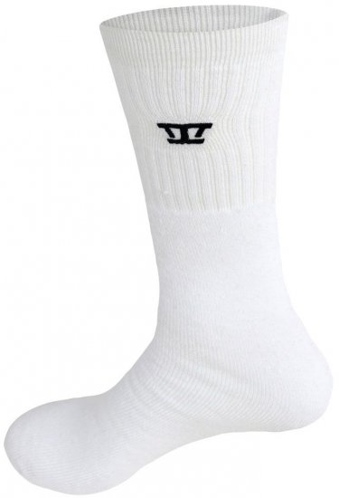 D555 Logan Sports And Leisure Socks 2-Pack White - Aluspesu ja Ujumisriided - Aluspesu 2XL-8XL