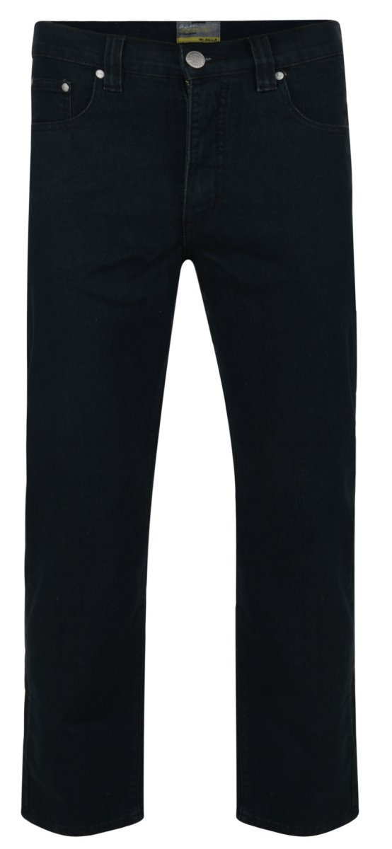36417d02862 Kam Jeans 101 Stretchteksad Must - Teksad ja Püksid - Meeste suured teksad  W40 – W70 ...